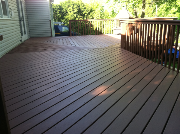 Stain Your Deck Or Siding With All New Arborcoat From Benjamin Moore