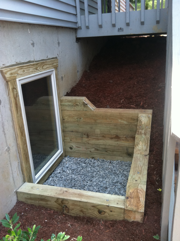 Latest news at wmb basements for Bedroom window egress requirements