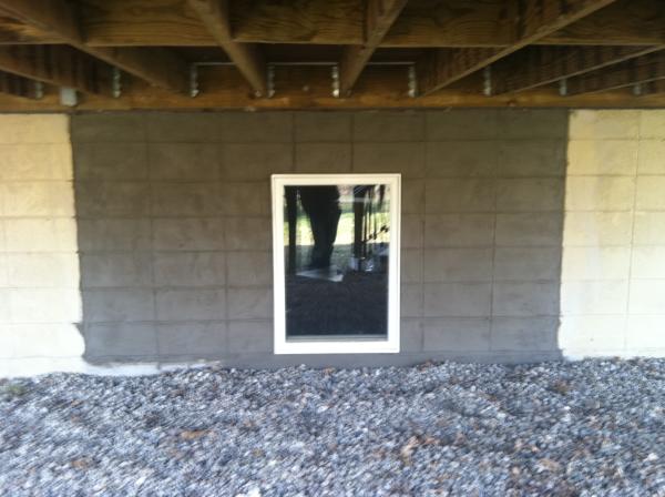 carpentry egress window ny