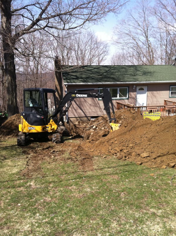 excavation contractor monroe ny