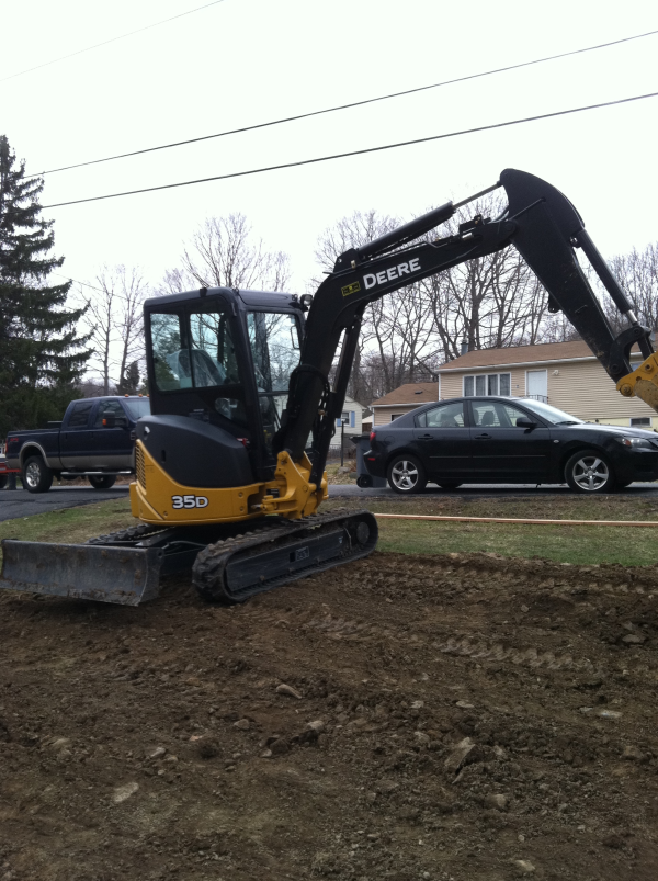 excavating orange county ny