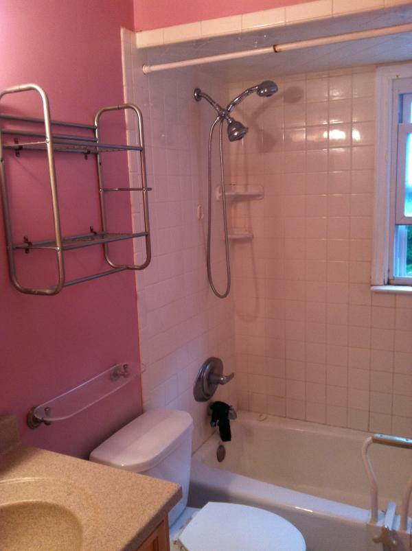 bathroom remodel e and d construction