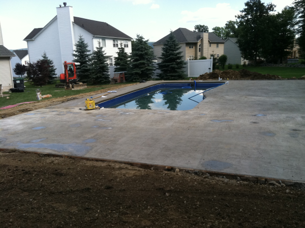 concrete pool patio orange county ny