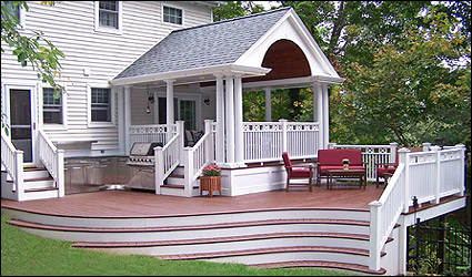 composite decking chester ny