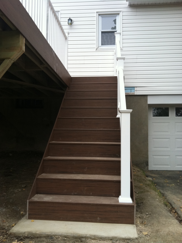 composite deck builder harriman ny