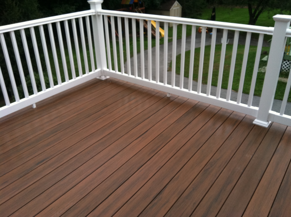 composite deck builder contractor monroe ny
