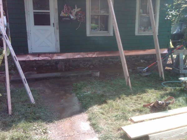 front porch construction orange county ny