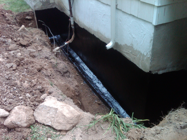 footing,drains,monroe,ny