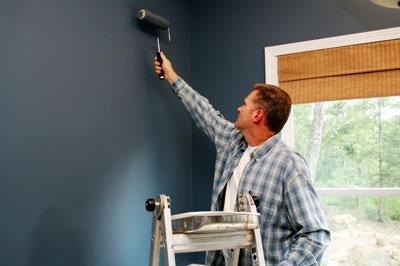 Applying Latex Paint