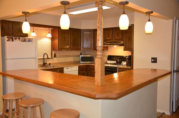 Great Remodel Ideas For Your BiLevel - Bi level kitchen remodel