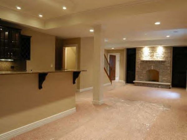 finished basement monroe ny
