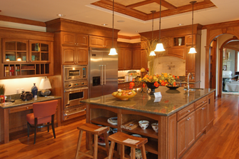 strober king kitchens kraftmaid