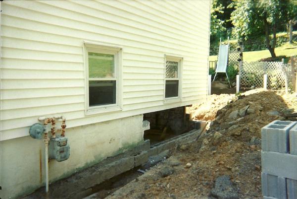 foundation basement ny