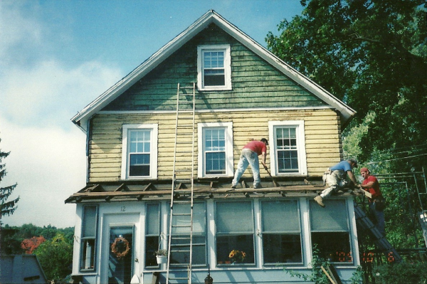 siding and roofing harriman ny